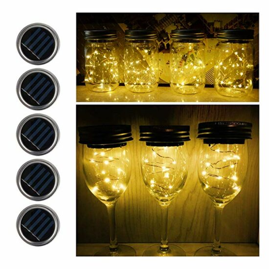 9. Fanme 5 pack 15 LED