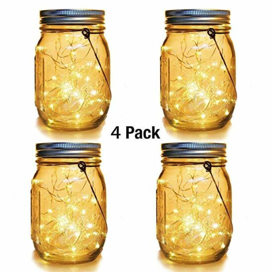 10. Wertioo 4 pack 30 LEDs
