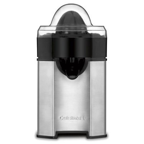 4 Cuisinart CCJ-500 Pulp Control Citrus Juicer, Brushed Stainless