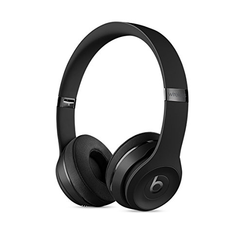1. Beats Solo3 Wireless On-Ear Headphones