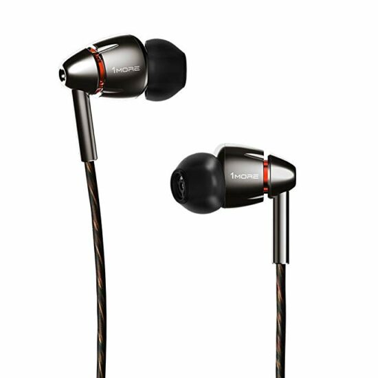 6. 1MORE Quad Driver in-Ear Earphones