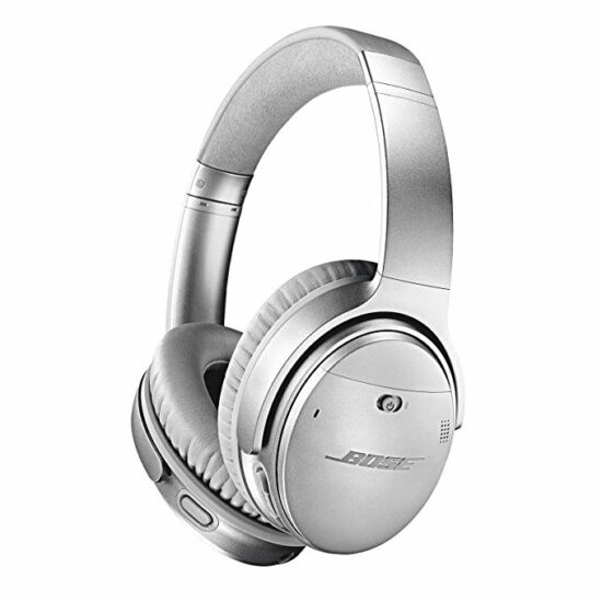 8. Bose QuietComfort 35 (Series II) Wireless Headphones