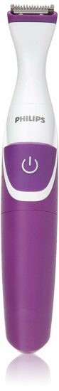 6. Philips BikiniGenie Cordless Bikini Trimmer, Showerproof Hair Removal