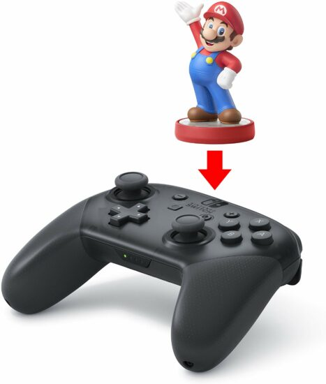 3. Nintendo Switch professional Controller