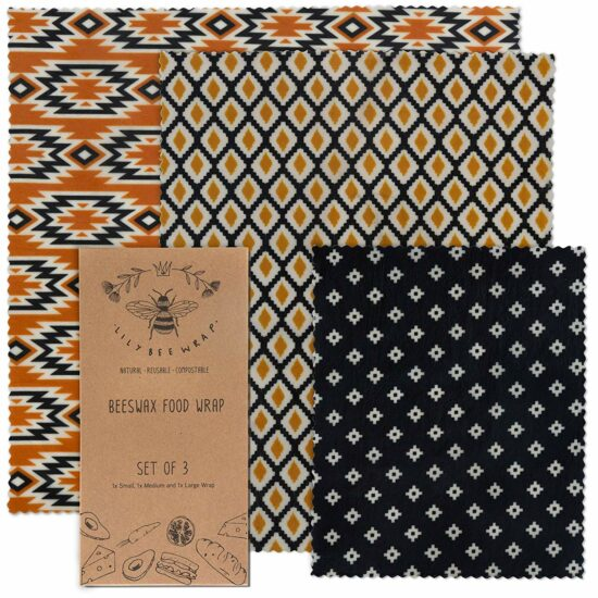 9. LilyBee Beeswax Wrap