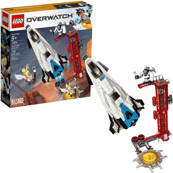 3. LEGO Over watches point