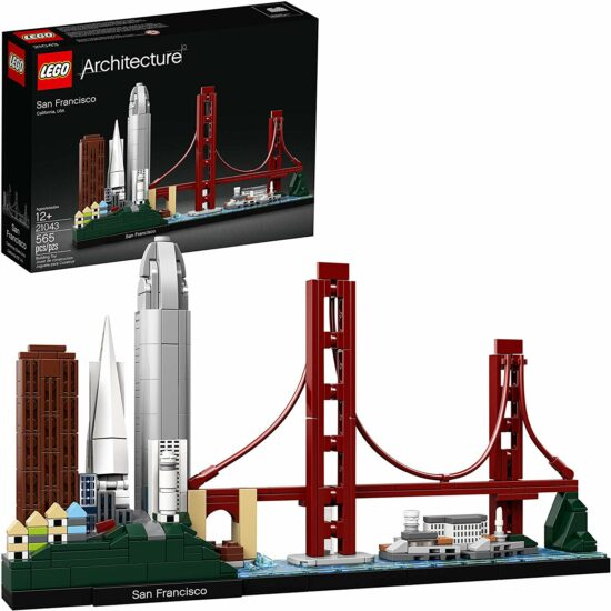 10. LEGO Architecture Skyline Collection