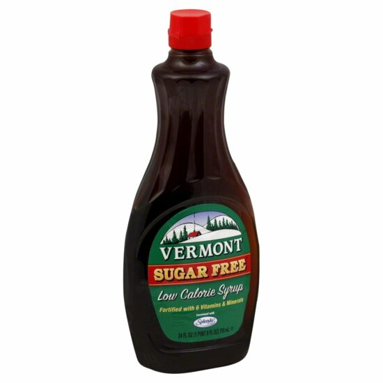 4. Maple Grove SF Vermont Syrup