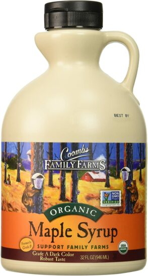 10. Coombs Maple Family Farms Syrup
