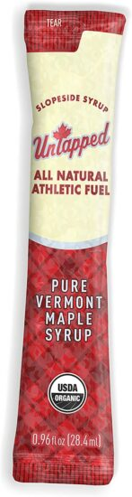 3. Untapped Maple Athletic Fuel Syrup