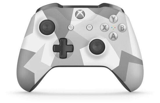 6. Winter Forces Xbox Special Edition Wireless Controller