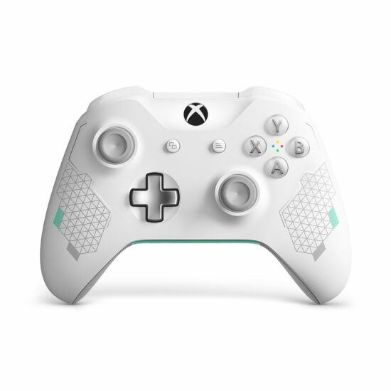 1. Sport White Special Edition Xbox Wireless Controller