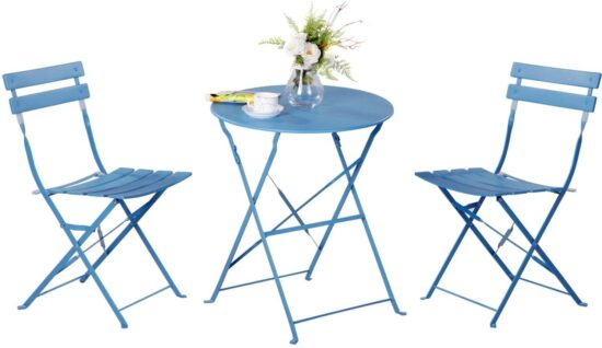 7. Weather-Resistant Folding Chairs
