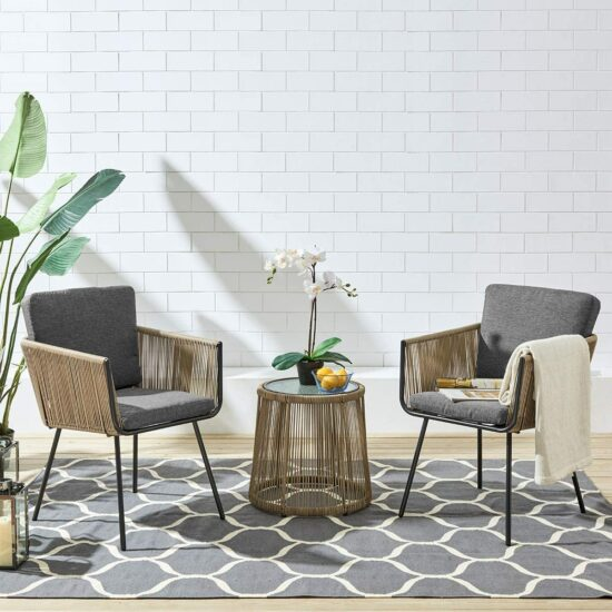3. Bistro Chairs