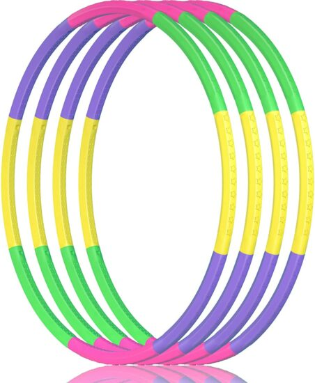 4. The spinster's hula hoop